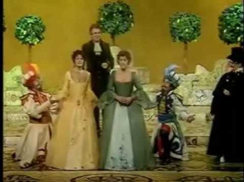 Cosi fan tutte Glyndebourne 1975 Doese Lindenstrand Allen Perriers