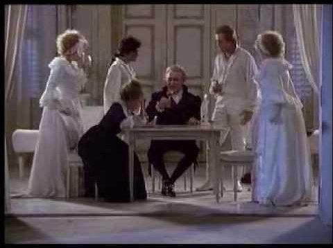 Cosi fan tutte Movie 1988 Harnoncourt Gruberova Ziegler Furlanetto Lima Stratas Montarsolo  Ponelle