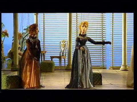 Così fan tutte Salzburg Marionetten Solti Berganza Lorengar Krause Bacquier