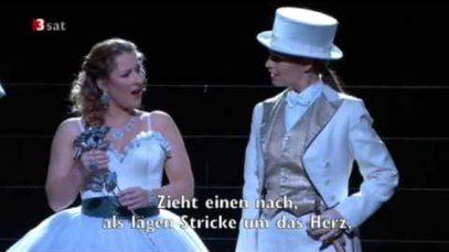 Der Rosenkavalier Baden-Baden 2009 Fleming Koch Damrau Hawlata Kaufmann Thielemann
