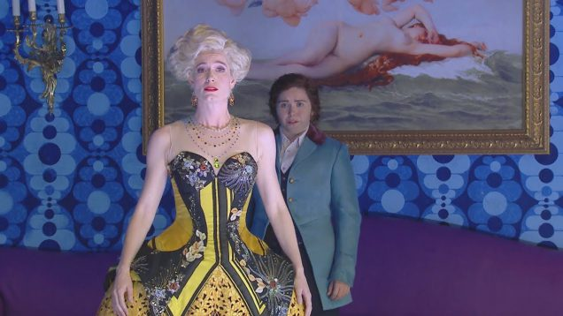 Der Rosenkavalier Glyndebourne 2014 Kate Royal Erraught T.Gheorghiu Woldt