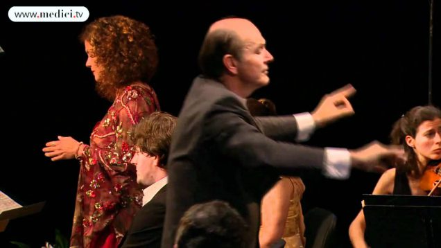 Dido and Aeneas Verbier 2011 Kirchschlager