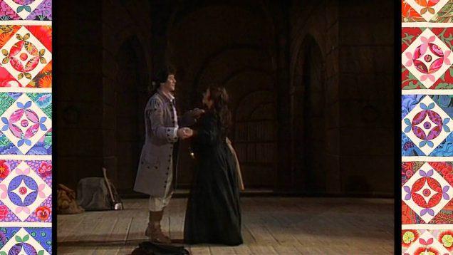 Die Entführung aus dem Serail Drottningholm 1990 Winska Croft Morgny