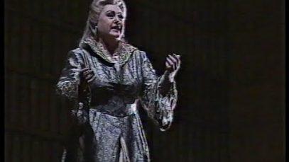 Die Frau ohne Schatten Marseille 1995 Tomowa-Sintow Jones Lafont Runkel