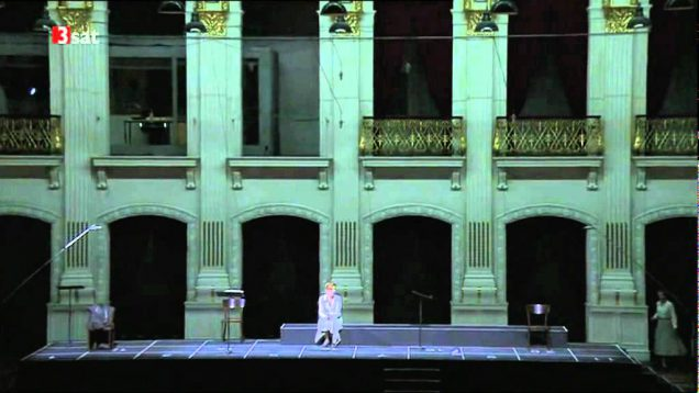 Die Frau ohne Schatten Salzburg 2011 Thielemann Schwanewilms Schuster Gould Koch Herlitzius