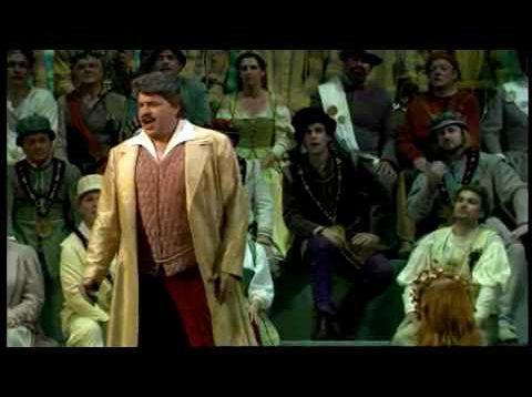 Die Meistersinger von Nürnberg Bayreuth 1999 Seiffert Holl Hölle Schmidt Wottrich Magee  Svenden Barenboim