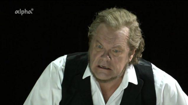 <span>FULL </span>Die Meistersinger von Nürnberg Bayreuth 2017 Volle Vogt Merbeth