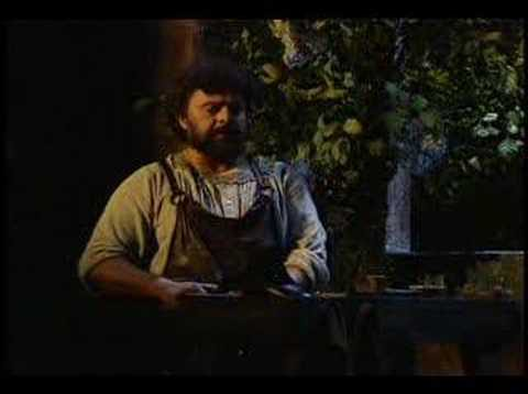 Die Meistersinger von Nürnberg Bayreuth 1983 Weikl Jerusalem Häggander Prey