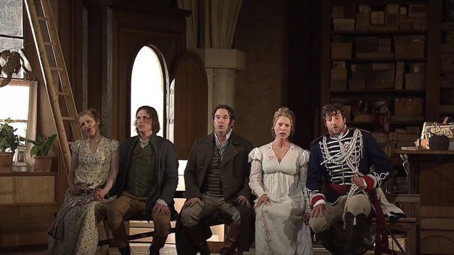 <span>FULL </span>Die Meistersinger von Nürnberg Glyndebourne 2011 Finley Jentzsch Kränzle Gabler Miles Lehtipuu
