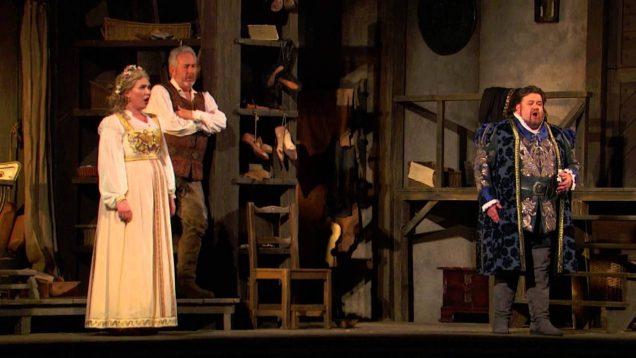 <span>FULL </span>Die Meistersinger von Nürnberg Met 2014  Levine Botha Volle Appelby Dasch