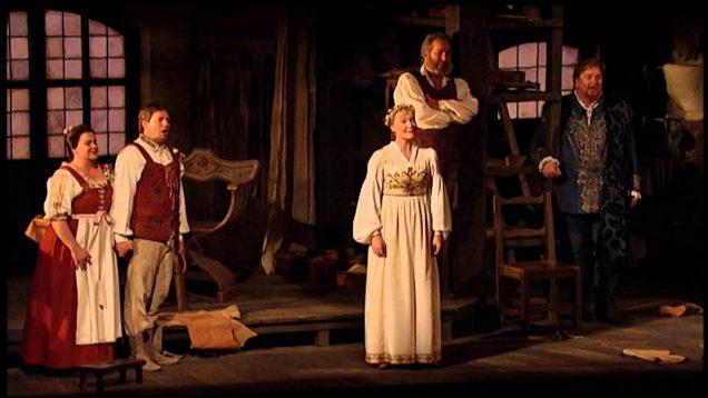 <span>FULL </span>Die Meistersinger von Nürnberg Met 2004 Morris Pape Allen Heppner Mattila Polenzani Levine