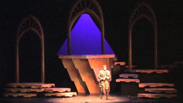 <span>FULL </span>Die Zauberflöte Athens GA 2013 UGA Opera Brent Voss Slaten Fredriksen