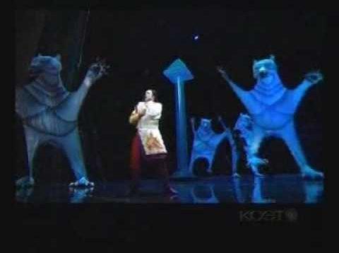 <span>FULL </span>Die Zauberflöte Met 2006 Levine Taymor Polenzani Gunn Miklosa Huang  Pape