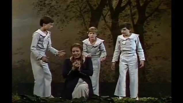Die Zauberflöte Munich 1983 Sawallisch Popp Moll Brendel Gruberova Araiza