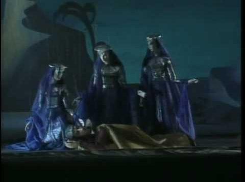 <span>FULL </span>Die Zauberflöte Salzburg 1993  Marionetten Peter Ustinov