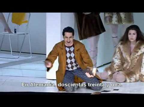Don Giovanni Salzburg 2006 Hampson Schäfer D'Arcangelo Diener Beczala