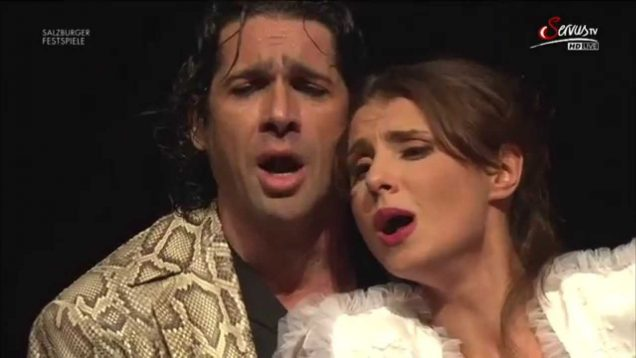 Don Giovanni Salzburg 2014 D'Archangelo Pisaroni Fritsch Nafornita