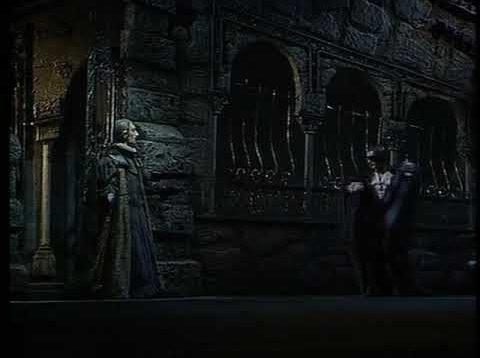 Don Giovanni Salzburg Marionetten Peter Ustinov