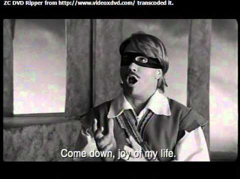 Don Giovanni Unmasked Movie 2000 Hvorostovsky Labelle Szabo