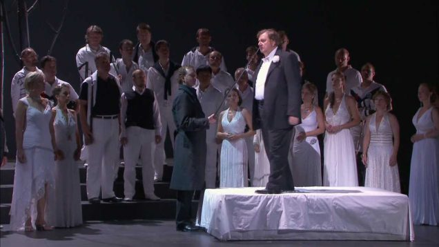 Götterdämmerung Aix 2009 Rattle Heppner Dalayman Petrenko Duesing