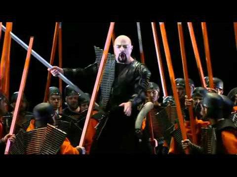 Götterdämmerung Bayreuth 1997 Levine Schmidt Struckmann Polaski Schwarz Naef