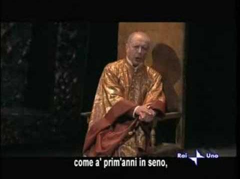 I Due Foscari Milan 2003 Theodossiou Casanova Nucci Muti