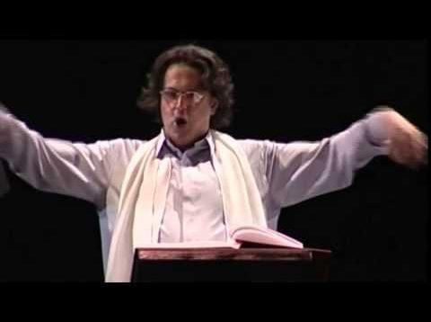 Il maestro di capella Lorenzo Regazzo