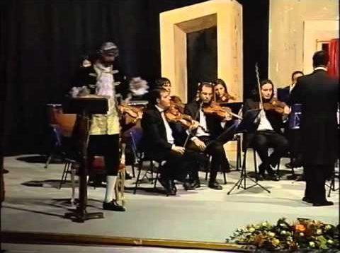 Il maestro di capella Vittoria 2006 Sandro Paternò
