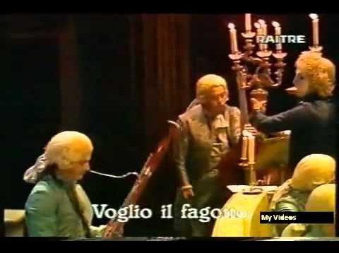 Il maestro di cappella RAI Claudio Desderi