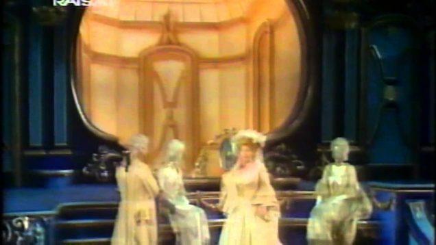 <span>FULL </span>Il matrimonio segreto Florence 1977 Rinaldi Valentini Terrani Panerai Benelli