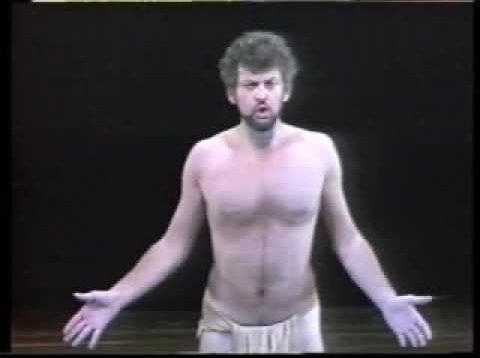 Il ritorno d'Ulisse in patria Salzburg 1985 (Henze Version) Allen King Kuhlmann