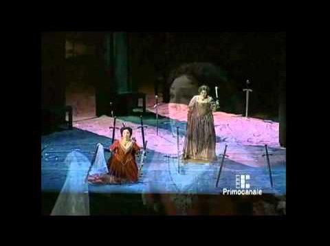 Il Trovatore Genoa 2008 Bilyy Siri Vaughn Zulian Tagliavini