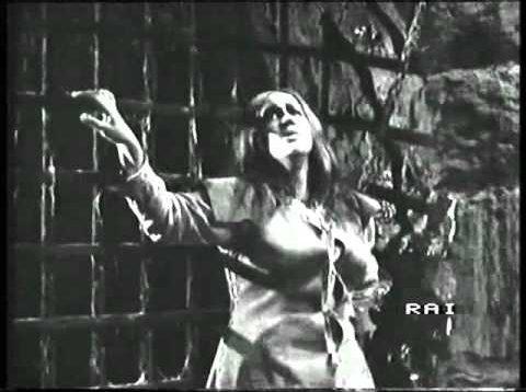 Il Trovatore Movie RAI 1966 Stella Bergonzi Cappucilli Lazzarini
