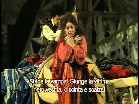 <span>FULL </span>Il Trovatore Verona 1985 Bonisolli Plowright Cossotto Zancanaro