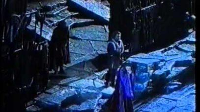 Il Trovatore Verona 2001 Gazale Cedolins Cornetti Licitra Iori Minarelli