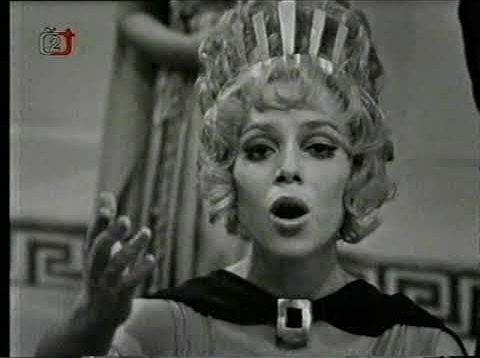 La Belle Helene (Krasna Helena) TV-Movie Cechoslovakia 1973