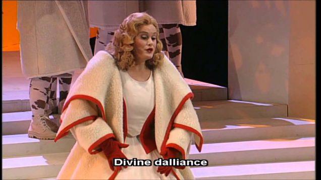 <span>FULL </span>La belle Helene Zürich 1997 Kasarova Widmer Nichiteanu Davislim van der Walt Harnoncourt