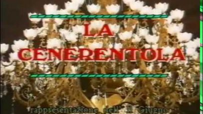 La Cenerentola Bologna 1992 Bartoli Matteuzzi Gallo Desderi Spagnoli Chailly