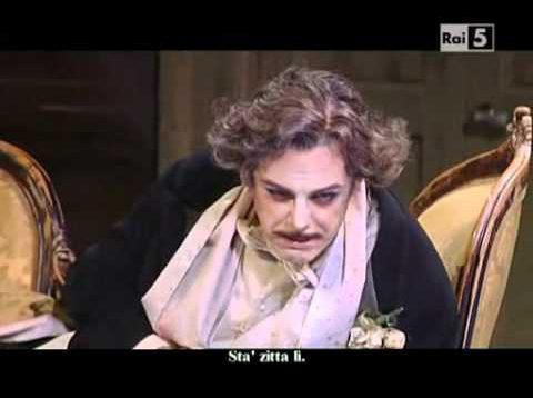 La Cenerentola Genoa 2006 Ganassi Siragus Vinco Antoniozzi de Censo