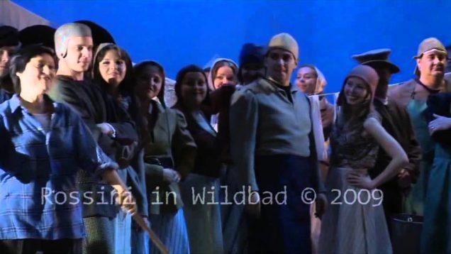 <span>FULL </span>La gazza ladra Bad Wildbad 2009 Rychiro Sonoda Mastrototaro Giannoulidou