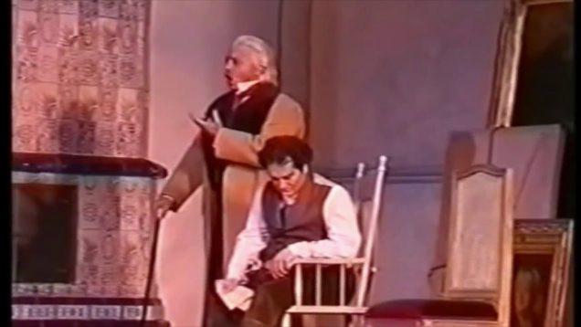 <span>FULL </span>La Traviata Cagliari 2004 Bonfadelli Filianoti Hvorostovsky