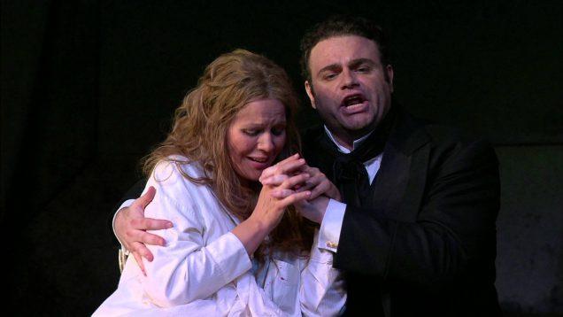 La Traviata London 2009 Fleming Calleja Hampson Pappano