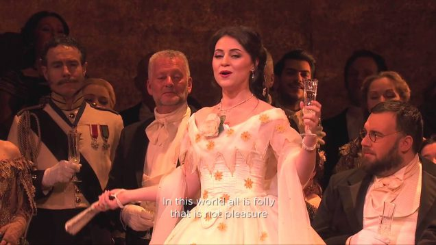 <span>FULL </span>La Traviata London 2016 Gimadieva Salsi Pirgu