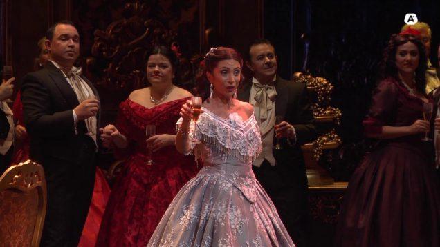<span>FULL </span>La Traviata Montevideo 2016  Silvera Valls Sanguinetti