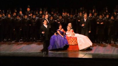 La Traviata Paris 2014 Damrau Demuro Tezier