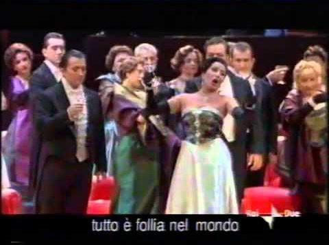 La Traviata Parma 2001 Takova Vitelli Sabbatini