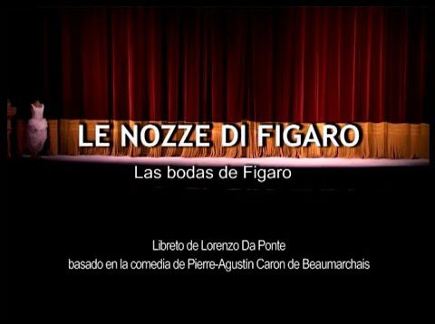 <span>FULL </span>Le nozze di Figaro Buenos Aires 2005 Torres Oddone Menendez Di Pierro Rewerski