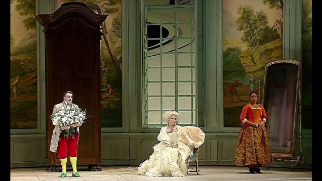 <span>FULL </span>Le nozze di Figaro La Scala 2016 Damrau Alvarez Werba Schultz Crebassa