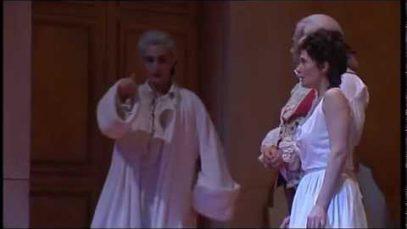 Le nozze di Figaro Lyon 1987 Furlanetto Smytka Watson Tezier