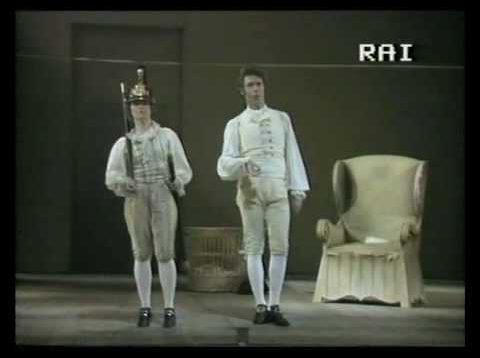 Le nozze di Figaro Milan 1982 Ramey Burrowes Brendel Marshall Esham Muti